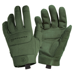 Tactical Mechanic Gloves Pentagon Olive New