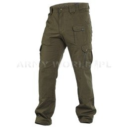 Tactical Pants Elgon Pentagon Olive New