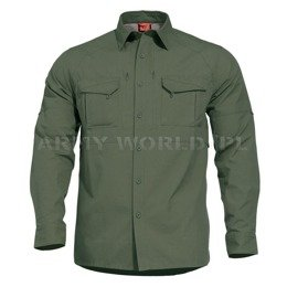 Tactical Shirt Chase Pentagon Olive New