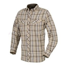 Tactical Shirt Defender Mk2 City Long Sleeves Helikon-Tex Cider Plaid