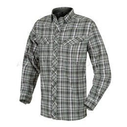 Tactical Shirt Defender Mk2 City Long Sleeves Helikon-Tex Pine Plaid