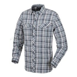 Tactical Shirt Defender Mk2 City Long Sleeves Helikon-Tex Stone Plaid