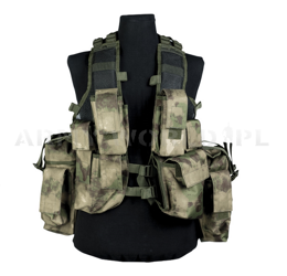 Tactical Vest Patern-83 Paintball ASG Mil-tacs Mil-tec New