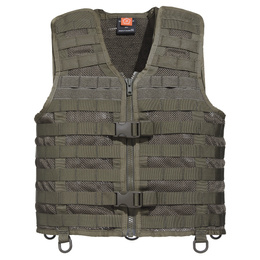 Tactical Vest Thorax 2.0 Molle Vest Pentagon Olive New