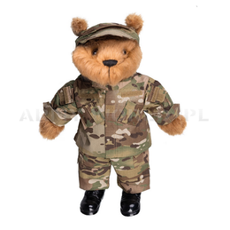 Teddy Bear Soldier in military uniform Camogrom Mil-tec New