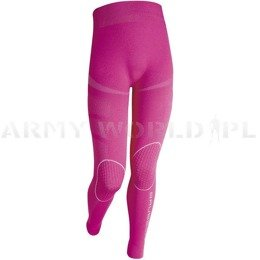 Thermoactive Junior Pants Thermo Brubeck Pink Thread