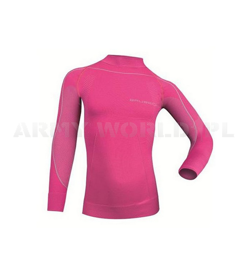 Thermoactive Junior Shirt Thermo Brubeck  Pink Threads