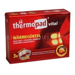 Thermopad® Heat Belt x 3