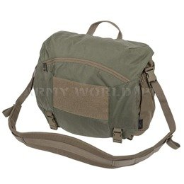 Torba URBAN COURIER BAG Large® - Cordura® - Helikon-Tex -  Adaptive Green / Coyote