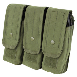 Triple AR/AK Mag Pouch Condor Olive Nowa