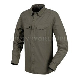 Tropical Tactical Shirt Defender Mk2 Long Sleeve Helikon-Tex Dark Olive
