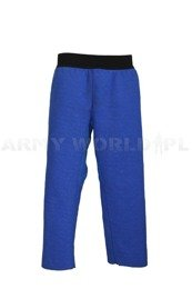 Trouser Lining Military Dutch With Fur Blue Original  Demobil