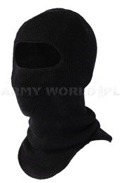 US Army Woolen Balaclava Bleck Genuine Military Surplus Used l