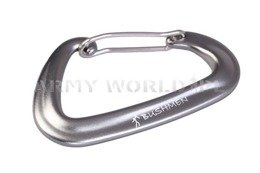 Ultralight Carabiner Bushmen Grey New