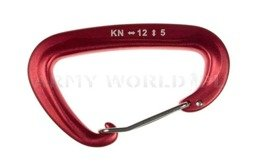 Ultralight Carabiner Bushmen Red New