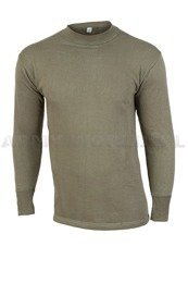 Undershirt Bundeswehr Winter Version Original Demobil SecondHand II Quality