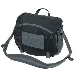 Urban Courier Bag Large® Cordura® Helikon-Tex Black / Shadow Grey