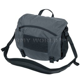 Urban Courier Bag Large® Cordura® Helikon-Tex Shadow Grey / Black