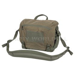 Urban Courier Bag Medium® Cordura® Helikon-Tex Coyote / Adaptive Green