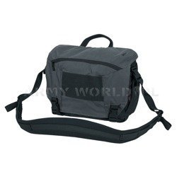 Urban Courier Bag Medium® Cordura® Helikon-Tex Shadow Grey / Black