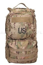 Us Army Backpack Molle II Medium Rucksack Multicam Military Surplus Without Shoulder Straps