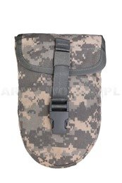 Us Army Folding Shovel Case E-Tool Carrier Pouch Molle UCP Genuine Military Surplus New