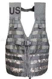 Us Army Modular Tactical Fighting Assault Vest Carrier FLC UCP Genuine Military Surplus Used