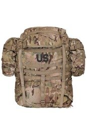 Us Army Molle II / Modular Lightweight Load-Carrying Equipment Rucksack Large Multicam Genuine Military Surplus  New
