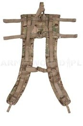 Us Army Shoulder Straps Molle II Frame Multicam Genuine Military Surplus Used