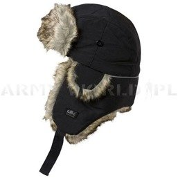 Ushanka Cap JOEL Satila Black New