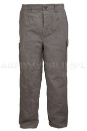 Warmed Military Pants M2  Oliv Military Surplus Used