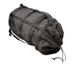 Waterproof Copression Bag US Army Black Original Demobil