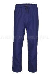 Waterproof Dutch Army Pants Gore-Tex MOUNTAIN Range Navy Blue Original Used