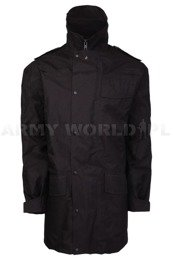 Waterproof Jacket  MVP MOD Guard Service British Army Black New