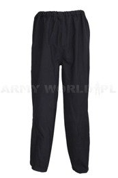 Waterproof Police Pants Model 478 Black Original New
