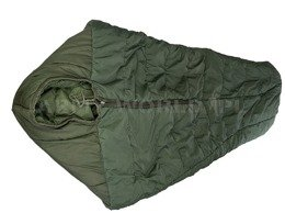Winter British Army Sleeping Bag Original Olive Used