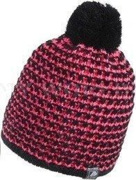 Winter Hat BOMBER Neverland Black-Pink New