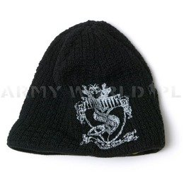 Winter Hat BUCKLER Satila Black New