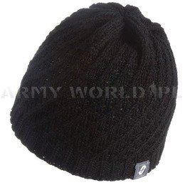 Winter Hat CALEO Neverland Black New