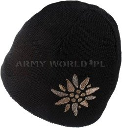 Winter Hat CRISTAL Neverland Black New