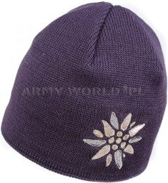 Winter Hat CRISTAL Neverland Purple New