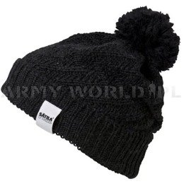 Winter Hat DEVICE Satila Dark Grey New
