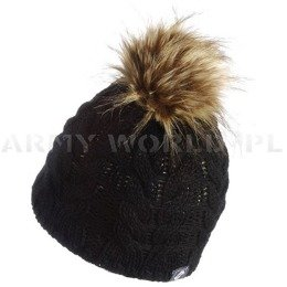 Winter Hat  MAGEE Neverland Black New