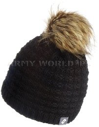 Winter Hat MARIKA Neverland Black New