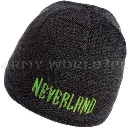 Winter Hat PURE Neverland Black-Green New
