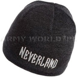 Winter Hat PURE Neverland Black-Silver New