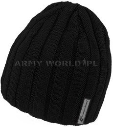 Winter Hat Peak Neverland Black New