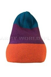 Winter Hat VOLTAGE Neverland Orange New