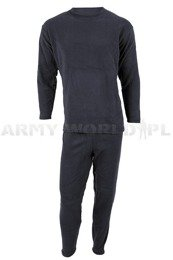 Winter Special Military Underwear Polish 516/MON lub 517A/MON Dark blue - Set Drawers + Shirt New