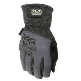 Wnter Tactical Gloves Mechanix Wear Cold Weather Winter Fleece Grey New